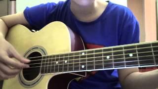 Xin Đừng Buông Tay (Noo Phước Thịnh,Thủy Tiên) - Guitar cover