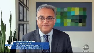Dr. Ashish Jha Breaks Down Impact of the J&J Vaccine Pause | The View