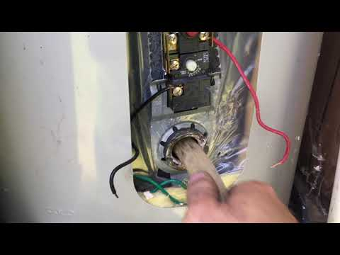 Easy Water Heater Lime Removal