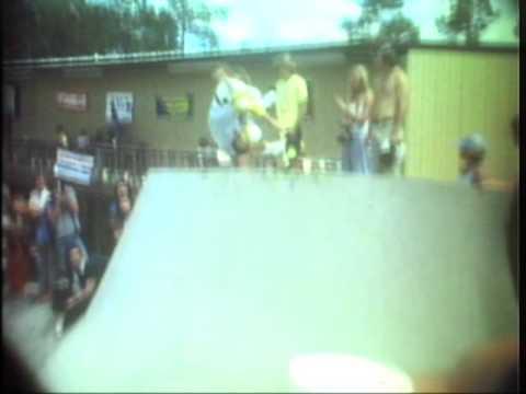 Sensation Basin 1979 Pepsi Skateboard Team Challenge