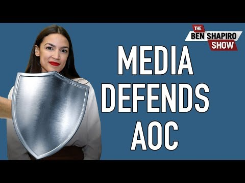 Media Defends AOC's Concentration Camp Insanity