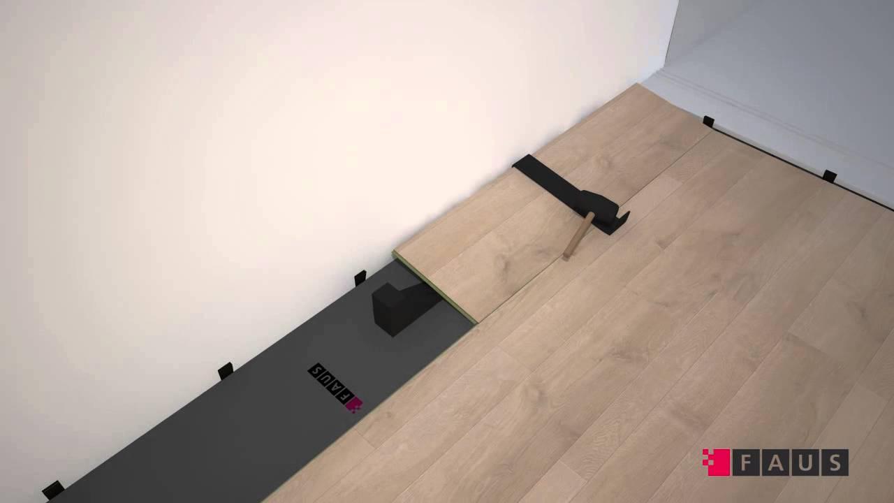 Instrucciones para la instalacion de suelo laminado - Instalacion de suelo laminado ...