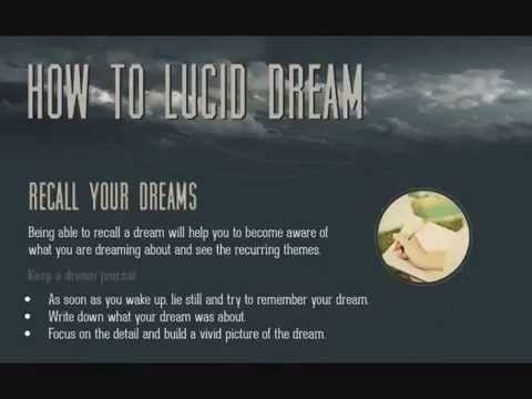 Oneironautics - A Field Guide to Lucid Dreaming ...