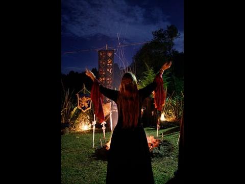 WICCA, la religión de las brujas y la naturaleza - YouTube