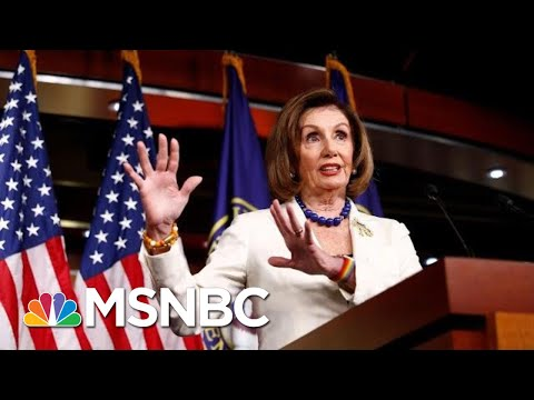 Pelosi: Trump Is 'Dividing The Country,' Not The Impeachment Inquiry | MSNBC