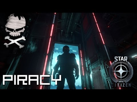 Star Citizen : Piracy Show Prowler pt2 Star Marine and cash sales 11-28-2016