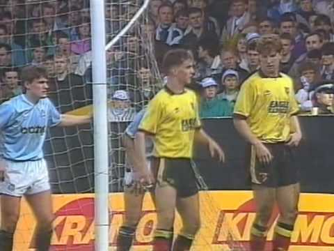 [88/89] Watford v Manchester City, Mar 4th 1989