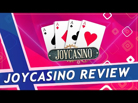 JoyCasino Online 【FULL anmeldelse & spilleautomater 2021】 video preview