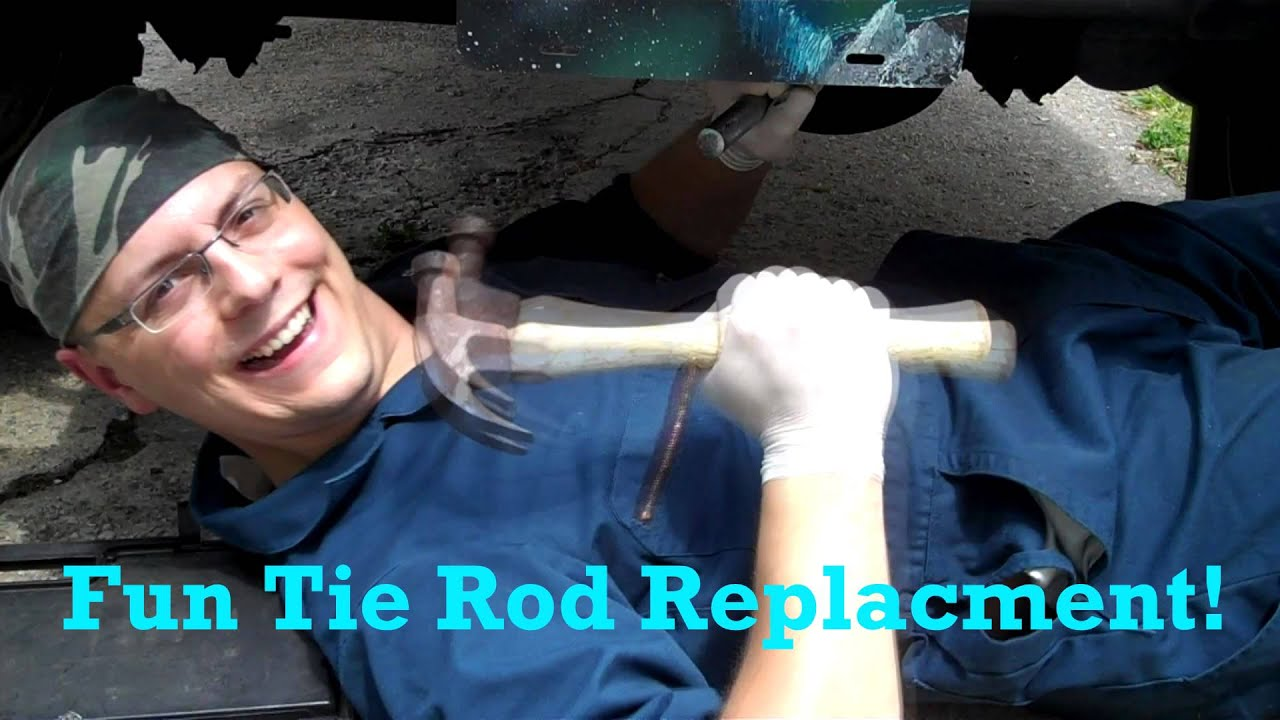 Jeep Wrangler Tie Rod Replacement