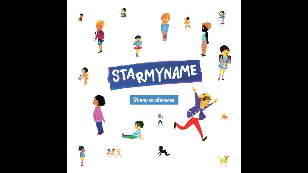 Starmyname Joyeux Anniversaire Fanny Youtube