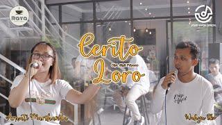 Arwati ft jowogapok official - Cerito loro (Live Music Cover)