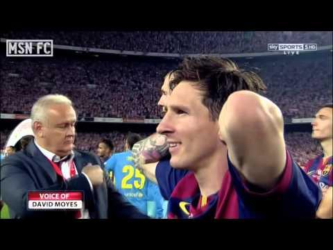 """[TGAD] Rơi nước mắt với câu chuyện về """"Chiếc áo và bức tâm thư của Messi"""""""
