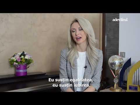 """Andreea Bălan: """"Coaliția pentru Familie mi se pare o mare prostie"""""""