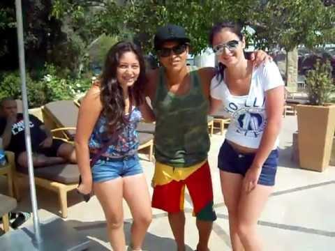 Foto con Bruno Mars