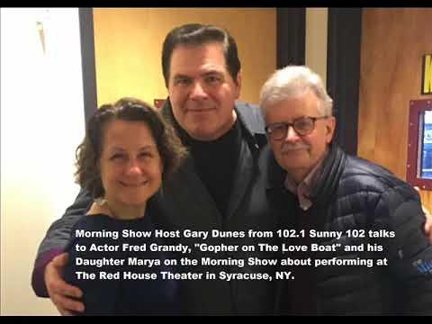 Gary Dunes s Actor Fred Grandy & his Daughter Marya