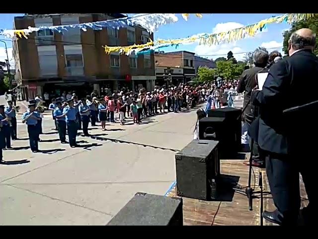 57° Encuentro Nacional Infantil de Folclore en La Cumbre