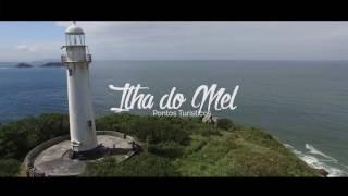 Ilha do Mel PR Pontos turisticos