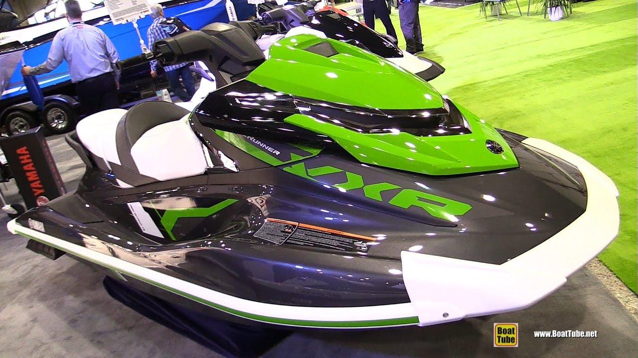 Jet Ski Yamaha Vxr