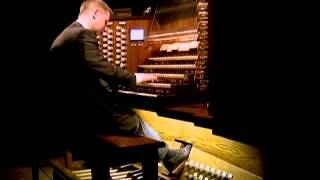 Johann Vexo play Louis Vierne: Symphonie II at Notre Dame Cathedral in Paris