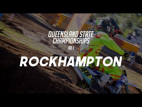 2018 Queensland State Titles - RD 1