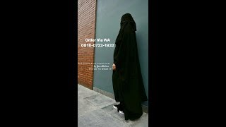 French Khimar Testimoni Jus Collections Baju Muslim Mr Beard Store79