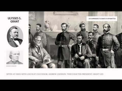 Ulysses S. Grant - Presidents of the United States Bios - Wiki Videos by Kinedio