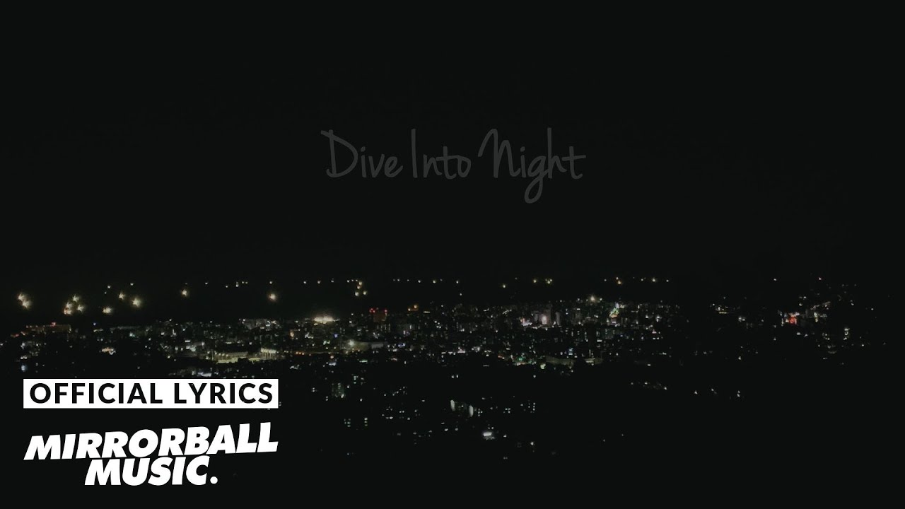 [Lyric Video] 홍유빈 (Hong Yubin) - Dive into Night