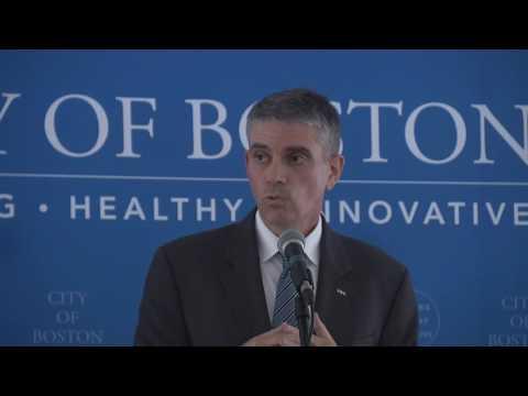 Boston Redevelopment Authority Rebranding Announcement - Promo