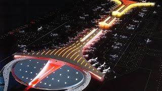 Aeroporto de Beijing: o maior aeroporto do mundo