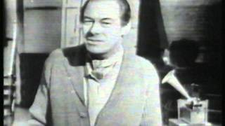 rex harrison ordinary man live rehearsal