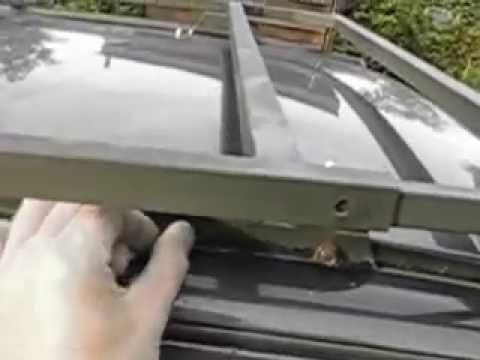 видео: Огромный багажник на ОКУ