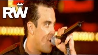 Video Robbie Williams | 'No Regrets' | Live at Knebworth: 2003 download MP3, 3GP, MP4, WEBM, AVI, FLV Juli 2018