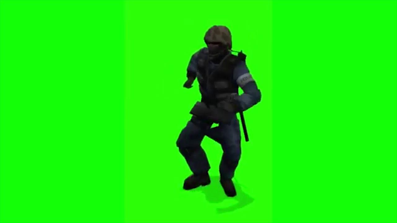Gmod default dance