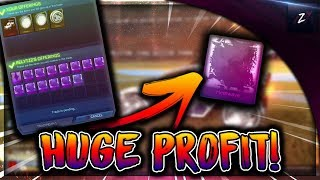 SELLING THE MOST EXPENSIVE WHITE ITEMS IN ROCKET LEAGUE! (ROCKET LEAGUE BEST TRADES)