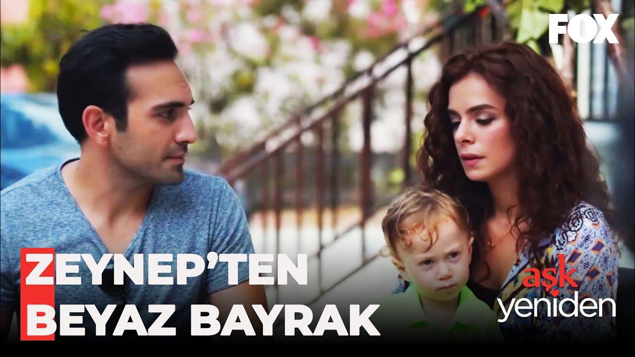 Zeynep, Kara Meryem'e Karşı Yumuşadı - Aşk Yeniden 20. Bölüm