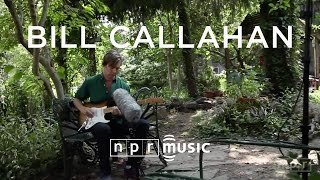 "Bill Callahan, ""Small Plane"" - NPR Music Field Recordings"