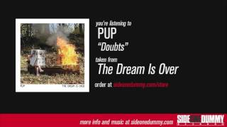 PUP - Doubts