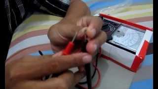 Cara Menentukan Jenis & Kaki Transistor