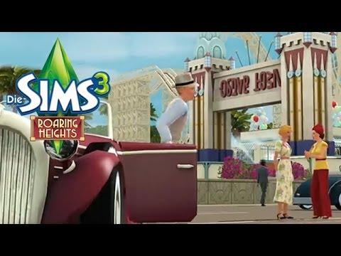 Die Sims 3 Roaring Heights - Trailer