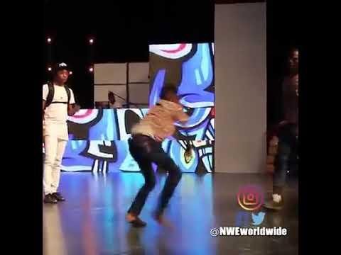 Ghetto Talent Dance
