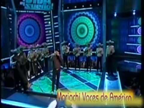 sergio Antonio / Mariachi Voces De America
