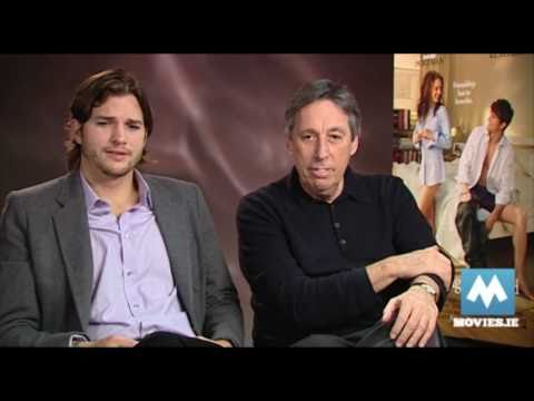 ASHTON KUTCHER - No Strings Attached Interview (with director Ivan Reitman) Mp3