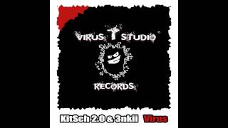 KitSch 2.0 & 3nkii - Virus (Maurizio Gubellini Remix) [VIDEO TEASER]
