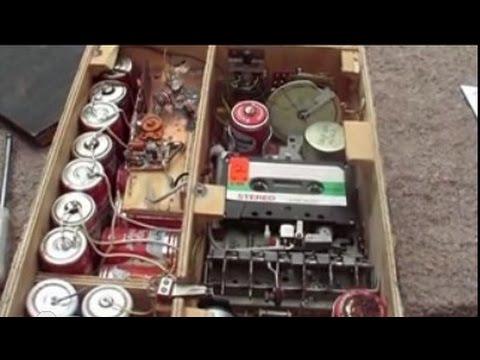 Underground pirate radio