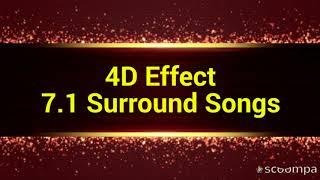 Aada Oor Kulatthil High Quality 7 1 Surround 4D Songs