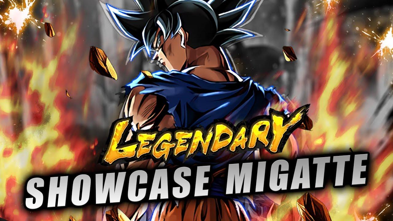 Sohoven - Showcase Migatte Legendary finish | Dragon Ball Legends