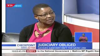 Is Judiciary the weak link in the fight against corruption? (Part 2) |Checkpoint