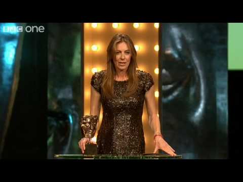 Kathryn Bigelow wins Best Director BAFTA - The British Academy Film Awards 2010 - BBC One