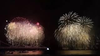 Busan firework festival/2016 부산 불꽃축제