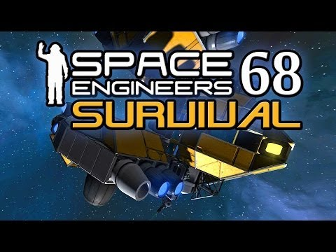 Space Engineers #68 - Tod am Mining Transport [Gameplay Germ